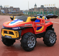 Factory Wholesale High Quality Children Toys Electric Car Child Ride on Battery Operated Kids
