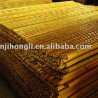Natural Bamboo Fence 2