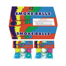 Wholesale assorted smoke balls 0860 fireworks and colored smoke
