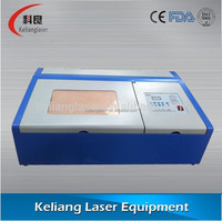 High precision WholesaleKL-320 40w laser tube laser engraving machine eastern for glasss art