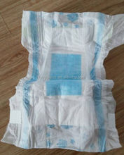 Supply large quantity stock baby diapers in china / Soft and Non-woven fabric diapers/ 9g SAP babay dipaers
