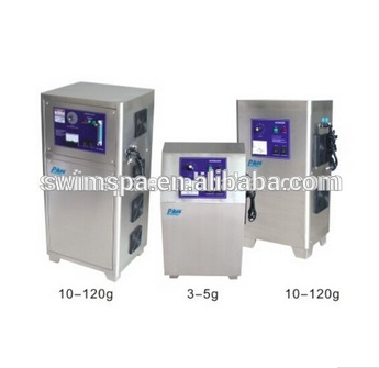 Swimming pool water treatment sterilize price ozone generator