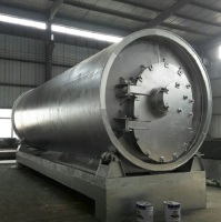 Waste Tyre Pyrolysis Plant with super capacity and high efficiency