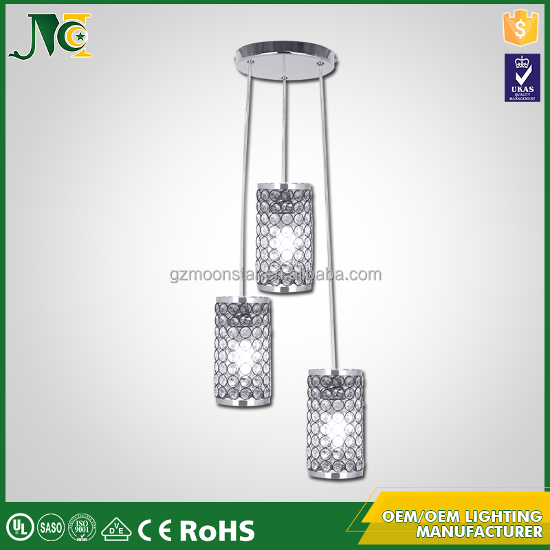 Wholesale china usb modern led crystal chandelier replacement parts