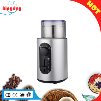 BSCI good product home use coffee bean mincer mini electric coffee grinder