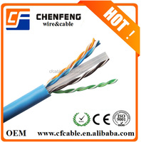 Manufactory 4 pair 23awg cat 6 utp cable