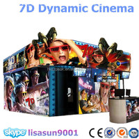 2014 The Most Revenue High-class Electric Motion Best Home Cinema 5d Cinema,6d Cinema,7d Cinema
