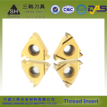 16ER3.0ISO cnc parting threading tool inserts for cutting tool holders