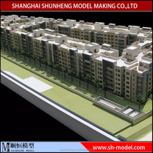 Architectural Scale Model for India residential apartment Building model