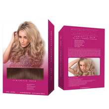 Luxury human hair wig packaging boxes for hair product