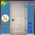 Home Classic Exterior Wooden Interior Double Door Design