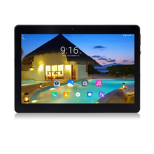 10.1 inch Tablet Android 6.0 Wifi Unlocked 3G Phone Tablet PC 1GB+16GB Quad-Core IPS Screen 1280x800 Dual camera Cell phone
