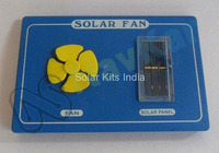 Solar Fan (Plastic)