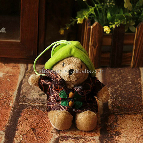 Fascinating plush stuffy teddy bear toy