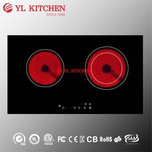 4000W ceramic infrared gas burners electric cooking hobs