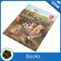 high quality wholesale cartoon photo book printing children paper book printing