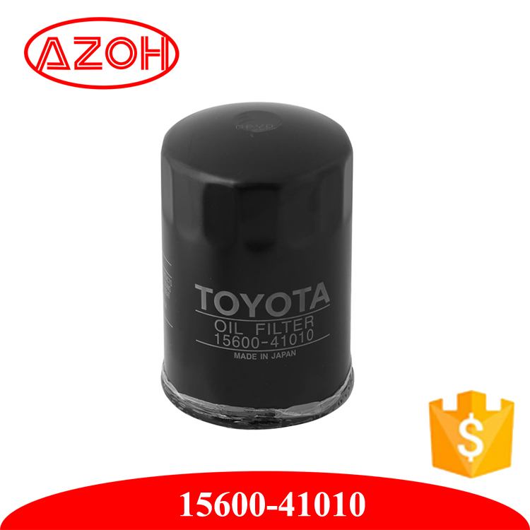 Auto Car Engine Parts oil Filter assembly 15600-41010 1560041010 For Toyota Hiace