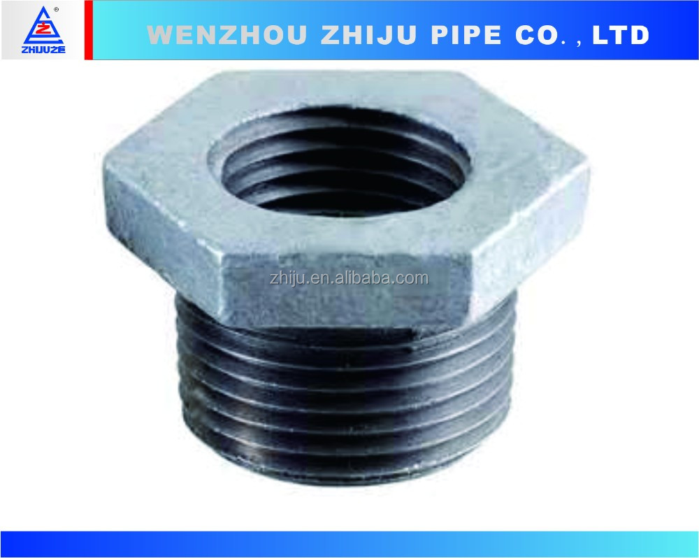Threaded fitting Stainless Steel Socket Weld Bushing