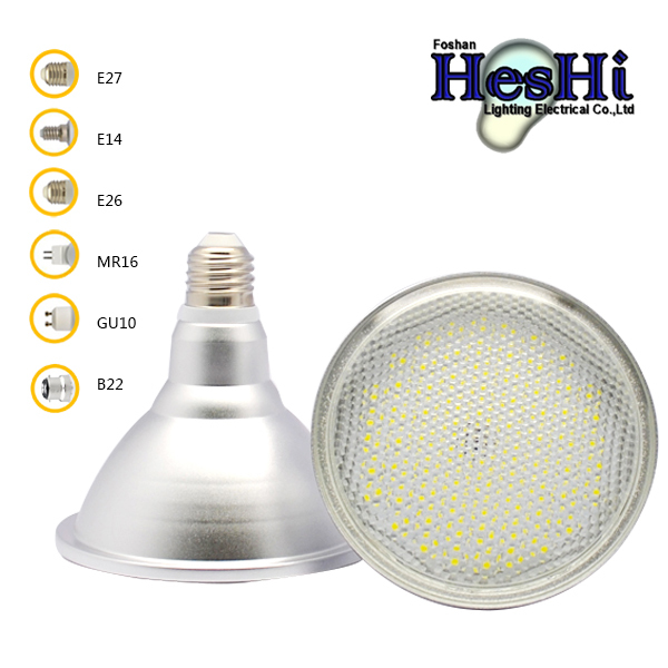 Three years warranty smd light manufacturers china led smd PAR30 E27 10W spot led smd lights