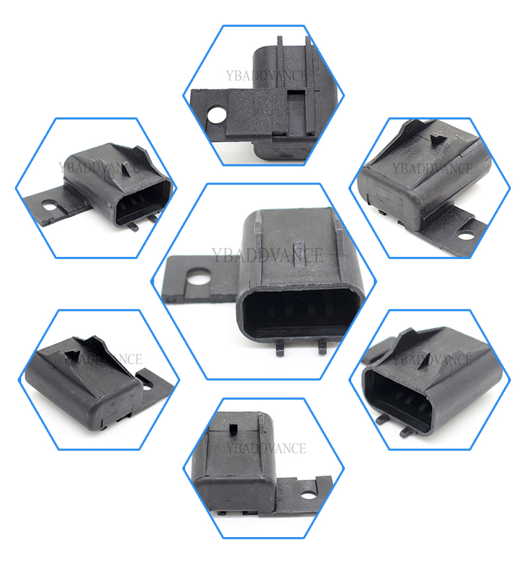 12033731 12146104 12059426 2 Pin 630 Series Metri-Pack Connector Fit For ATO Fuse