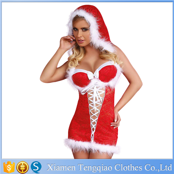 Beautiful Fashion Sexy Mother Christmas Costume