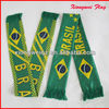 Hot Selling Brazil World Cup Satin