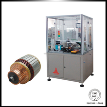 HSK-4 high quality starter motor machine commutator automatic grooving machine