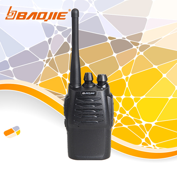BAOJIE BJ-Q1 Waterproof Portable Radio Transceiver