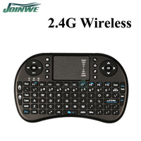 2.4G Rii Mini I8 Wireless Air Mouse With Keyboard Remote Control for Pc Pad Google android TV box