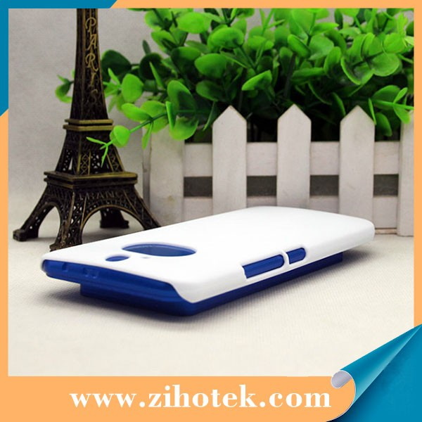 Newest 3D blank sublimation mobile phone case for HTC One M9 Plus