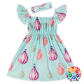 New Model Baby Girl Dress 3 year old Summer Party Wear Western Girl Dress
