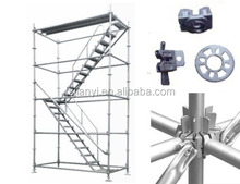 High-rise Building Used Ring Lock Scaffolding System