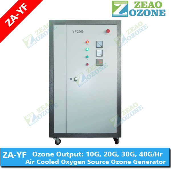 Water Cooled Industrial 50g 500g All In One Ozone Generator For Swimming Pool View Ozone