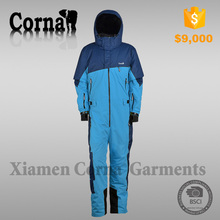 China manufacturer customized hot sale winter snow jumpsuit