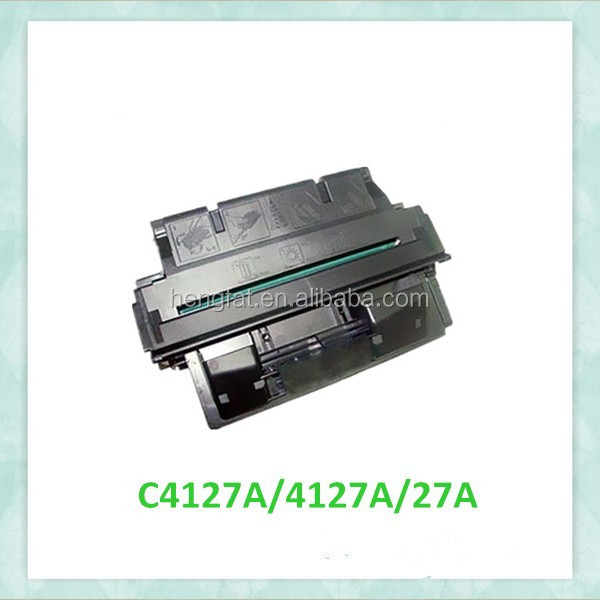 C4127A toner Compatible Toner Cartridge for C4127A for HP Laserjet Printers , 11years Gold supplier in Alibaba