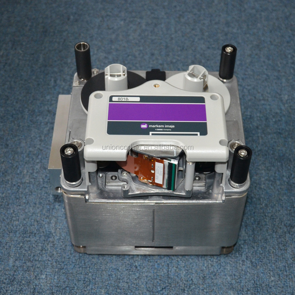 Markem 8018 Smart Date Printer In 32mm Printhead In Intermittent Or  Continuous - Buy Smart Date Printer Product on Alibaba.com