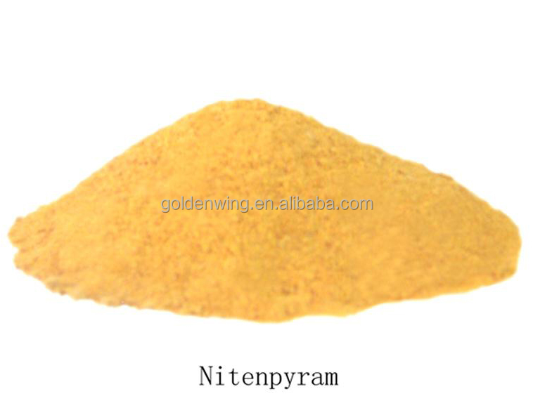 Nitenpyram 97%TC for veterinary control of fleas