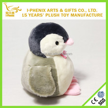 25cm standing custom Penguin animal stuffed soft plush toys china supplies