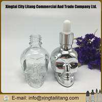New products looking for distributor of glass bottle for eliquid