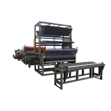 automatic construction reinforced wire mesh welding machine