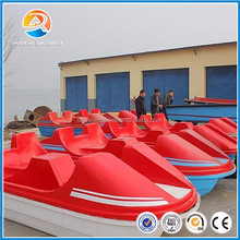 Competitive quality foot paddle boats , water pedal boat