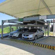 Qingdao Lift and cross stereoscopic garage/mechanical parking system