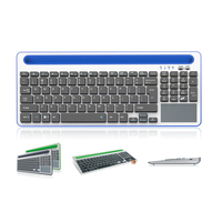 Bluetooth Wireless Kick Stand Keyboard for iPad iPhone Samsung Google Nexus table PC - Smart phones
