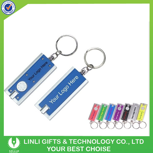 High Quality LED Key Chain, Hot Selling Key Chain Light Wholesale, Advertising Light Key Chain