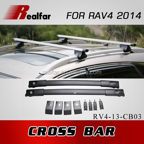 TOYOTA RAV4 ROOF RACK/CROSS BAR FOR RAV4 2014 NEW HIGH QUALITY!
