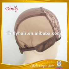 High quality wig making caps lace adjustable wig cap