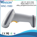 wire gun handheld 32bit 2D logistic warehouse win10 CCD PS2 RS232 USB handheld barcode scanner