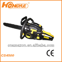 "portable chain saw with CE approved in Asia with 18"" guide bar"