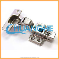 35mm cup self open steel concealed cabinet hinge