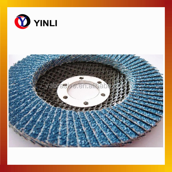 4.5inches Abrasive Zirconia Flap Disc